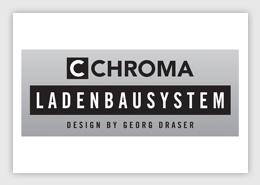 CHROMA Ladenbausystem