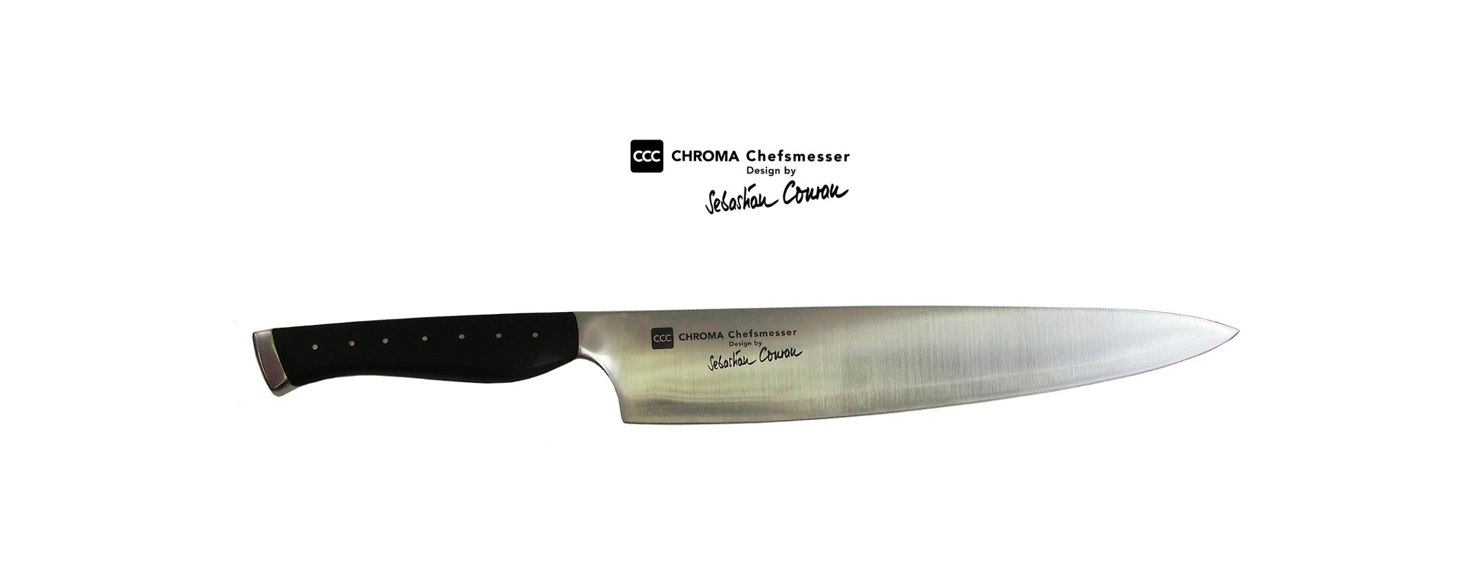 CHROMA CNIFE Chefsmesser