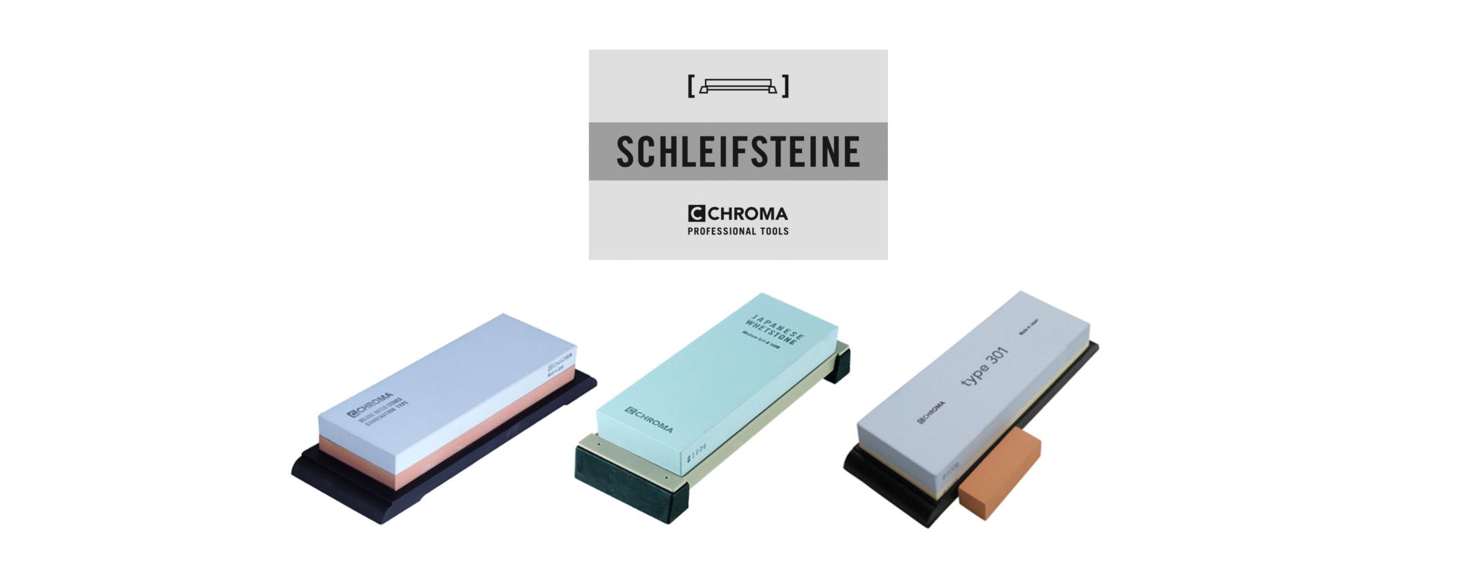 CHROMA-Schleifsteine-Schleifzubehoer