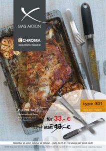 thumbnail of CHROMA-X-Mas-Aktion-type-301-P-3239-Set