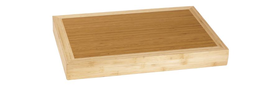 CHROMA Butcher Board Schneidebrett Schneidunterlage Bambus CB-01