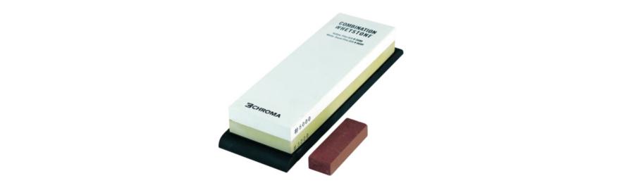 CHROMA Schleifstein Kombination Körnung 3000 8000 ST-3/8