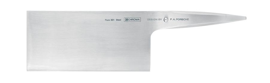 CHROMA type 301 chinesisches Kochmesser P-22