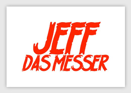 Jeff-das-Messer Logo