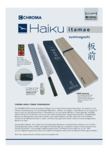 thumbnail of chroma-haiku-itamae-katalog